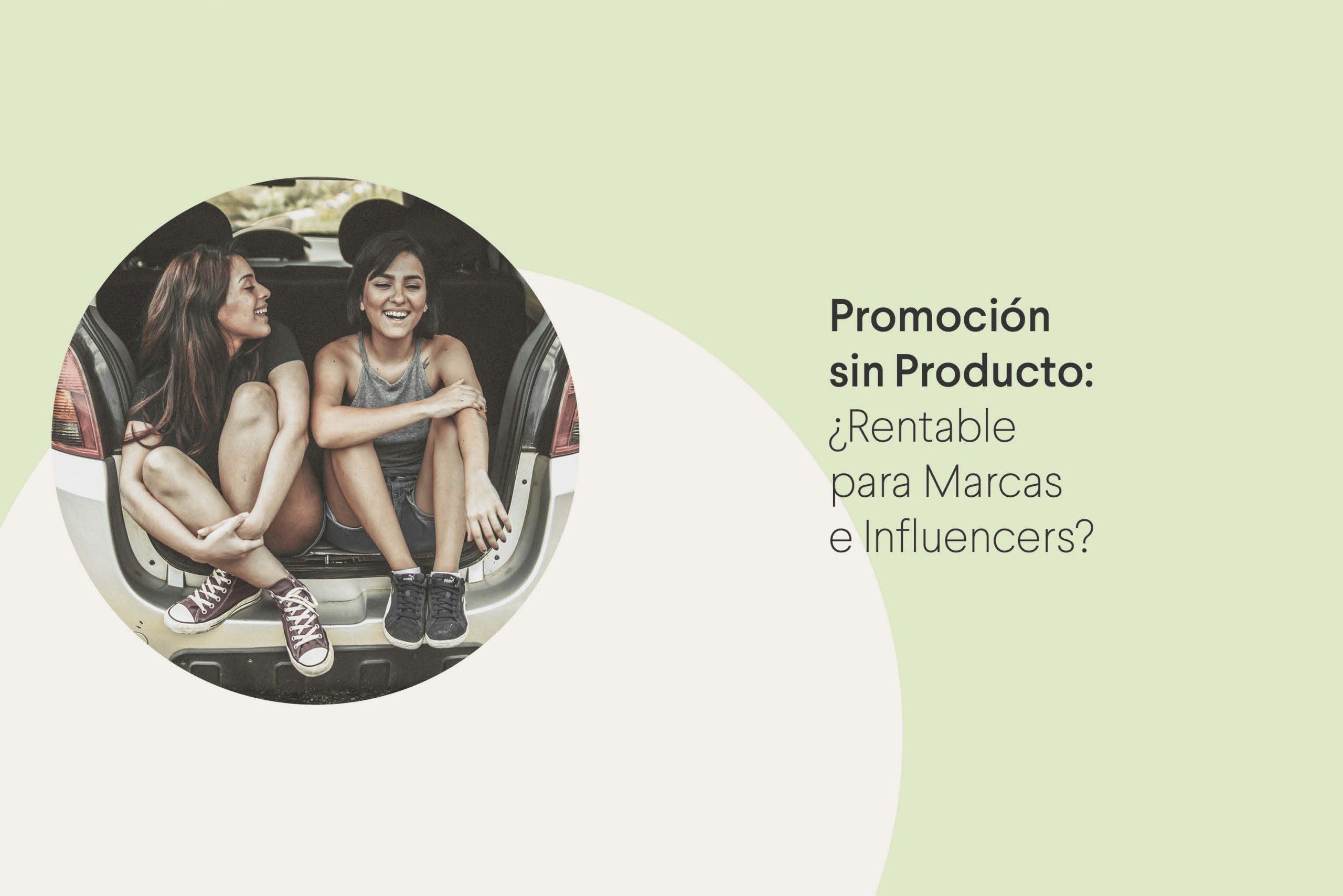 Es rentable la promoción sin producto