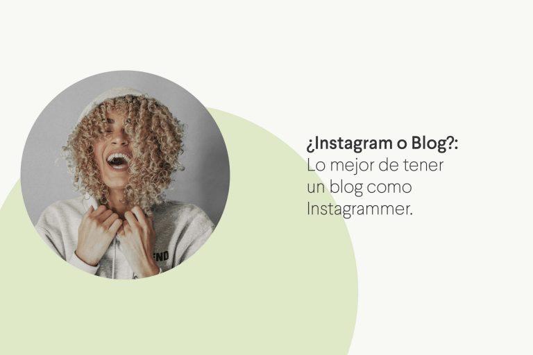Lo mejor de tener un blog como Instagrammer