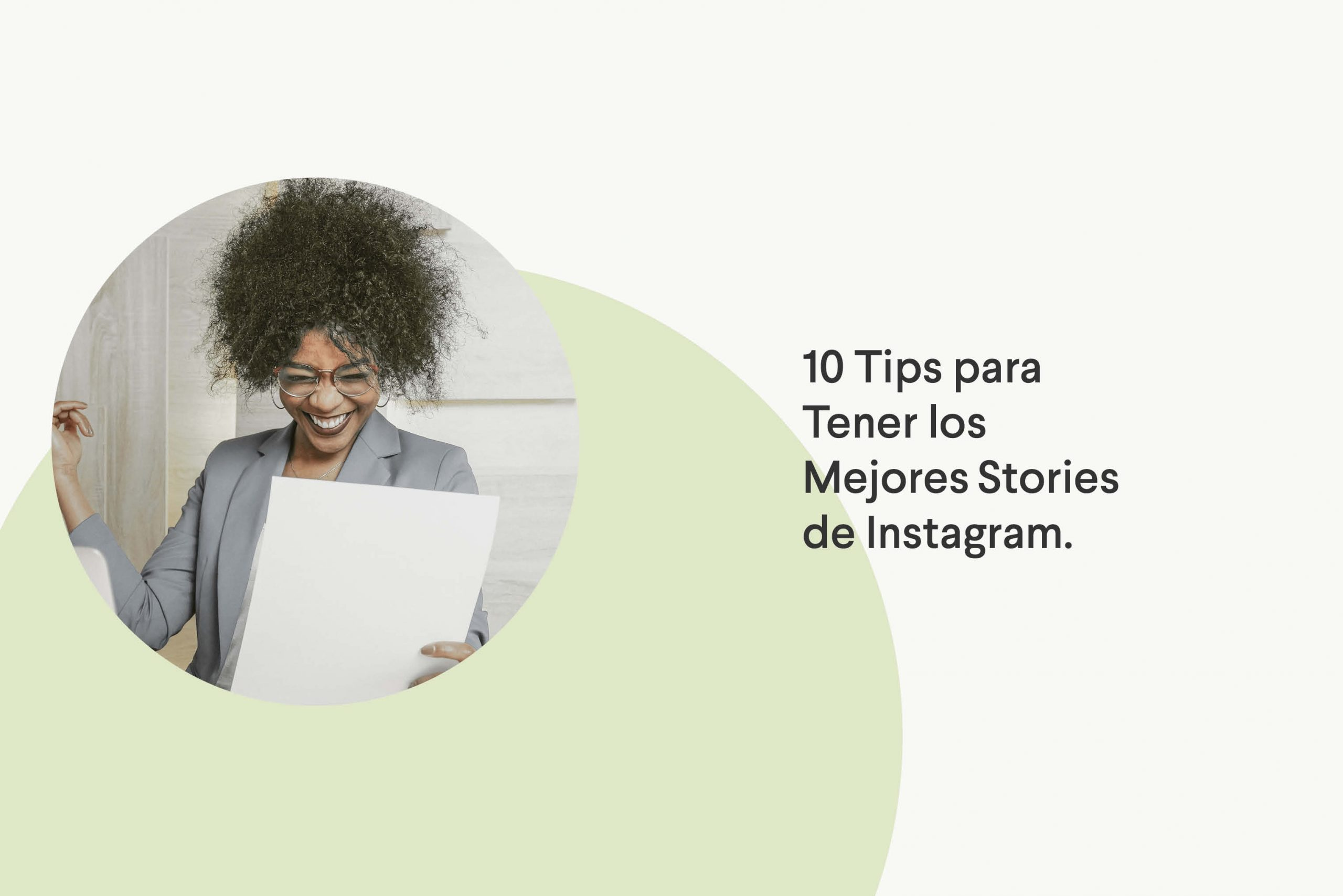 Tips para hacer buenos Instagram Stories