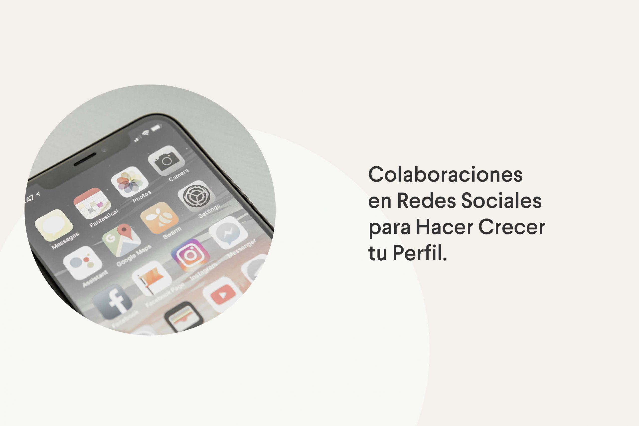 Cómo hacer crecer tu perfil en redes sociales con colaboraciones