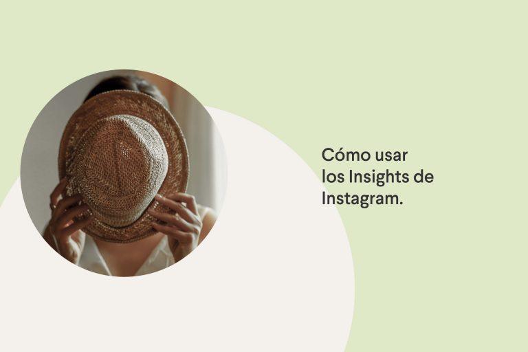 cómo usar los insights de Instagram