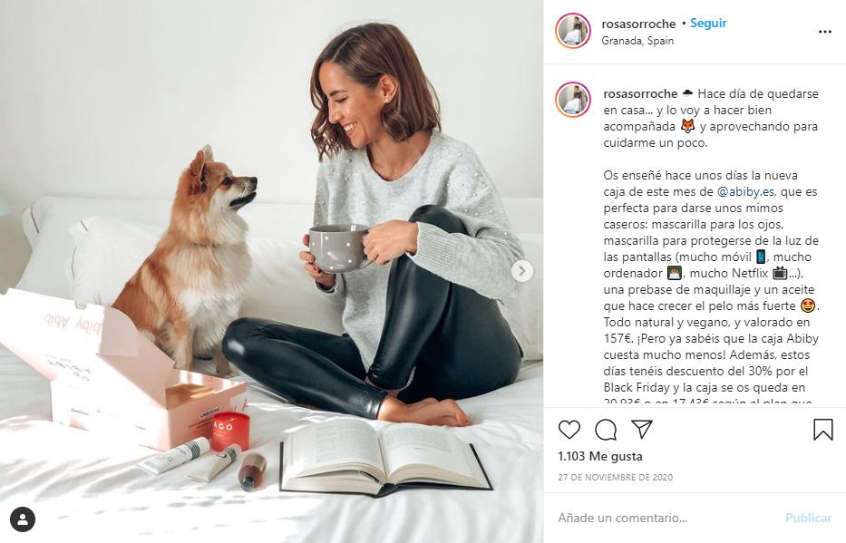 Rosa Sorroche establece colaboraciones exitosas